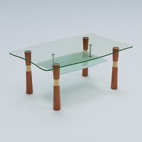 3dsmax center table