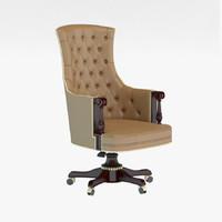 3d model chairs adamo