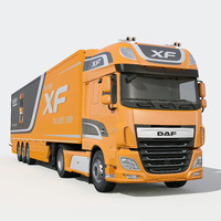 3ds max daf xf