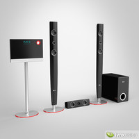 lg home theater max