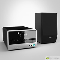 Philips Micro Theater Audio System