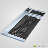 3d max bluetooth dinovo keyboard logitech