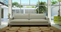 deco sofa 3d fbx