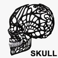 maya hu skull
