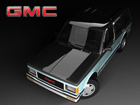 gmc jimmy mk1 3ds