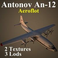 3d antonov afl model