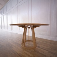 Pivot Artisan Table