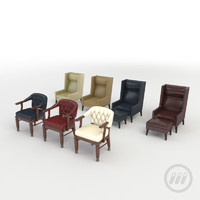 max leather chairs luxury