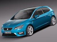 Seat Leon SC 2014 3-door