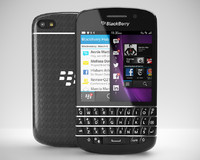 maya blackberry q10 black