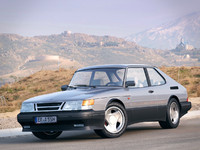 3d saab 900 combi coupe model