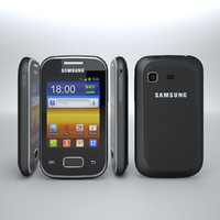 Samsung Galaxy Pocket GT-S5301