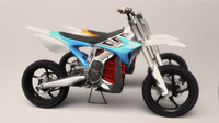 brd motorcycles 3d model