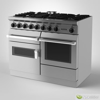 falcon freestanding gas range max