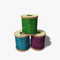 maya cotton reels