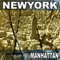 new york manhattan 3d 3ds