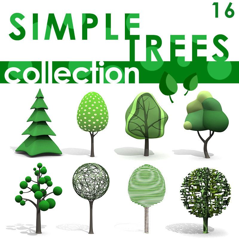Simple trees collection.jpg