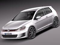 Volkswagen Golf VII GTI 2014