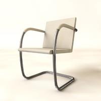 3ds brno tubular chair