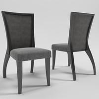 3d coral chair - artefacto model