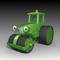 3ds max roley tv bob