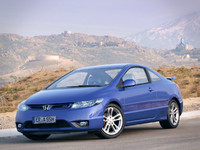 honda civic viii si 3d 3ds