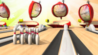 Cartoon Bowling