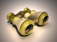 3dsmax old binocular