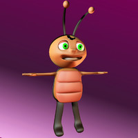cartoon bee max