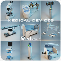 Medical Devices Collection 9 in 1 vol.3