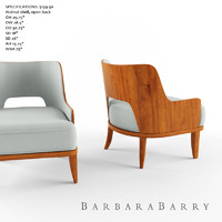 3d model barbara barry salon