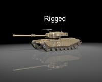 3d centurion tank