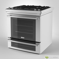 electrolux gas range cooker max
