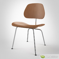 3d dcm chair charles eames