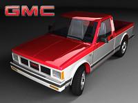 gmc sonoma cab mk1 3ds