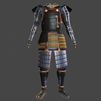 Samurai Armor Ornate