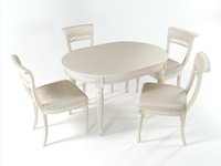 verona mobili chair sn3d 3d obj