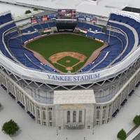 3d model yankee stadium