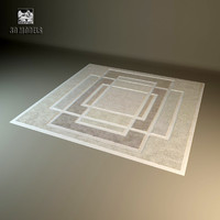 3ds max carpet modern