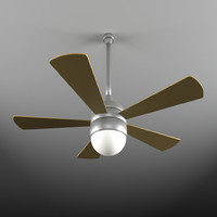 3d obj ceiling fan