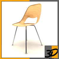 3d jill chair