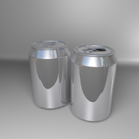 generic drink 3d model