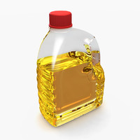 3ds max jerrycan oil jerry