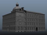 School 30 building