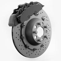Car Disk Brakes