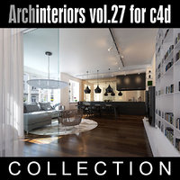 archinteriors vol 27 interior scenes c4d