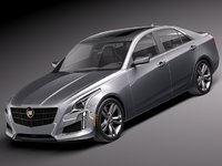 3d 2014 sedan luxury