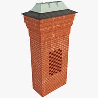 chimney 3d 3ds