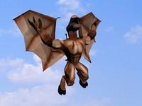 weredragon dragon drakko max free