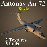 3d antonov basic model